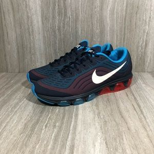 Nike Tailwind 6 Blue & Red